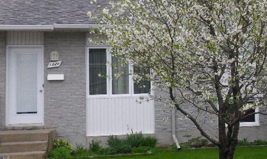 Devanture Centre Formation professionnelle en Relation d'aide de Trois-Rivières